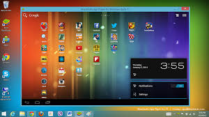 BlueStacks 3.55.70.1783