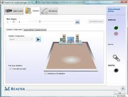 Realtek HD Audio Driver 2.82