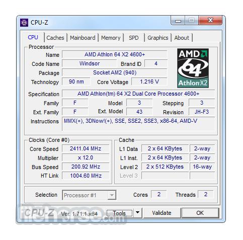 CPU-Z 1.83